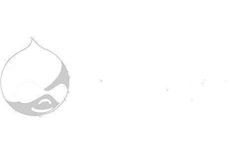 logodrupal-white