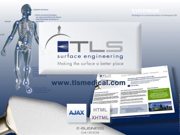 TLS (Terolab Surface SAS)